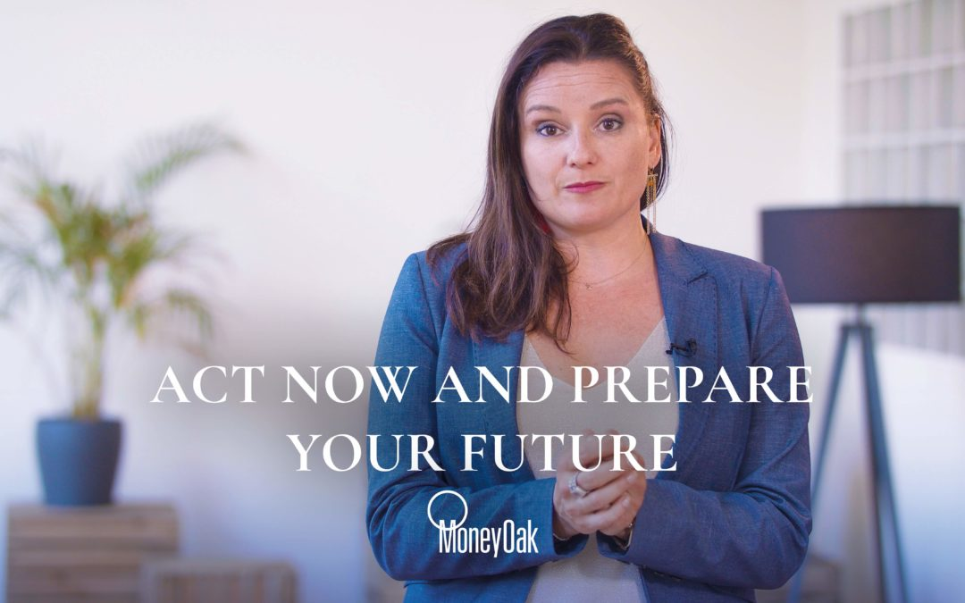 Act now and prepare your future